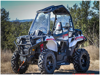 R.V. Glass, Agricultural Equipment & Off Road Vehicles