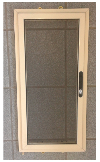 stainless mesh screen security sliding defendoor door